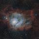 The Majestic Lagoon Nebula,                                Paul Baker