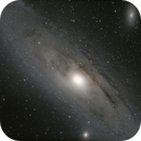 Andromeda Galaxy M31,                                Michael Dütting