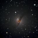 NGC5128 Centaurus A,                                Tim Anderson