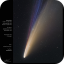 Comet NEOWISE,                                Sebastian Voltmer