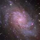 M33,                                Amir H. Abolfath