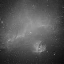 IC2177 H-Alpha,                                Sergio Alessandrelli