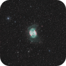 M 27 - Dumbell Nebula,                                Alessandro Carrozzi