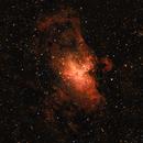 M16-The Eagle nebula,                                gibran85
