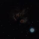 ngc2024 flame nebulae,                                Oscar Meca