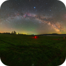 Panorama of the Milky Way 12/05/2021,                                Łukasz Żak