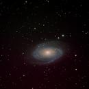 M81 Bodes Galaxy,                                palaback