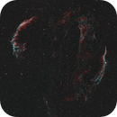 89MP mosaic of the Veil nebula in HOO,                                Benny Colyn