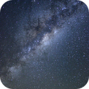Le centre galactique vu du Chili,                                PHeinz
