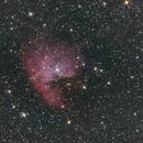 NGC 281 Pacman Nebula,                                Ivan Nair