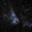 Eta Carinae 200p,                                bbonic