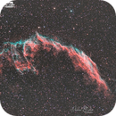 NGC 6992 The Eastern Veil Nebula,                                Michael Caller