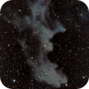 Witch Head Nebula,                                James R Potts