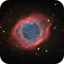 Helix Nebula LRGB,                                Dan Drew