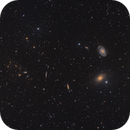 The NGC 5364 group,                                Francesco Meschia
