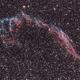 NGC 6992 Dentelles du Cygne,                                ju