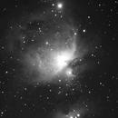M42 - Orion Nebula,                                Gabe van den Berg