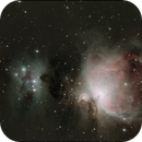 M42  The Orion Nebula,                                Ray Heinle