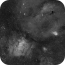 Bubble Nebula, SH2-161, NGC7538, Salt and Pepper,                                rjweng91