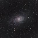 M33 - Triangulum Galaxy,                                Mariusz Golebiewski