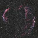 Veil Nebula Complex_Closeup,                                Gabriel Siegl
