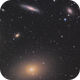 Makarian's Chain M84-86 and friends,                                Astrodane - Niels...