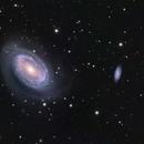 NGC4725/NGC4712,                                Marukawa