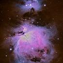 M42  Orion-Nebel,                                Michael Schmid