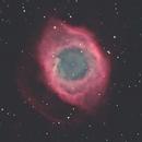 Helix Nebula  NGC 7293,                                Norman Hey