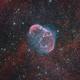 NGC 6888 Crescent Nebula,                                Jens Zippel