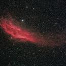 NGC 1499, California Nebula,                                Dave Keith