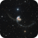 The Antennae Galaxies,                                Terry Robison