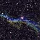 Veil Nebula- reworked & enhanced,                                Pyrasanth