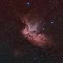 NGC 7380 - nébuleuse du sorcier,                                astromat89