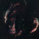 NGC6960 - Veil Nebula,                                Tim Hutchison