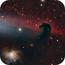 The Horsehead Nebula & NGC 2023,                                Kacper Lewtak
