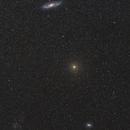 The Andromeda and Triangulum Galaxy,                                Henrique Silva