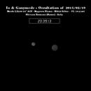 Io & Ganymede  - Occultation,                                Stefano Quaresima