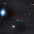 La Nébuleuse de la Tête de cheval Barnard 33,                                Nickzo