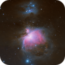 M42 a 6-pannel HDR Mosaic,                                Michael Deyerler