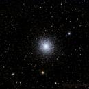 Great Cluster in Hercules M13,                                Emanuele Patassini