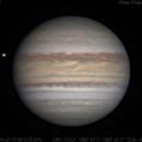 Jupiter   2019-07-19 5:21   RGB,                                Chappel Astro