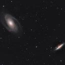 M81 and M82,                                Gebhard Maurer