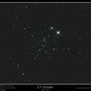 E.T. Cluster, NGC 457,                                rflinn68