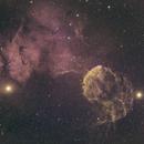 IC443 Jellyfish,                                ks_observer