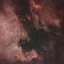North America Nebula Vol. II (Modified DSLR version),                                Pierre D.