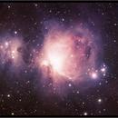 M42 - Orion Nebula,                                Antonio.Spinoza