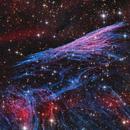 Pencil Nebula,                                Stanislav Volskiy