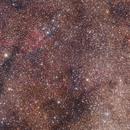 Coal Sack Dark Nebula,                                Colin
