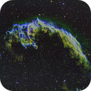 Eastern Veil (Caldwell 33) in SHO palette,                                Trevor Nicholls